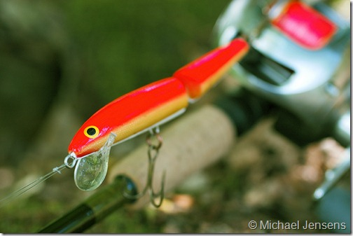 Classic lures – Rapala Jointed