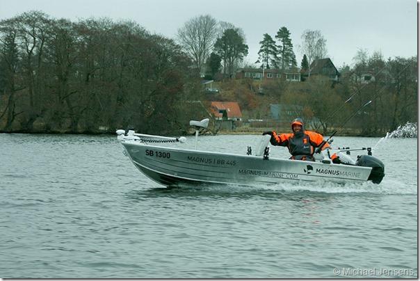 Magnus Marine BB 445 – fiskebåd med fede features og en fornuftig pris