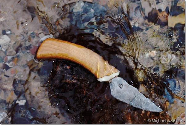 Offermosen – kapitel fra bogen Knivmageri – lav brugsknive med sjæl
