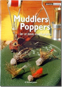 Muddlers & Poppers – lær at binde med hjortehår